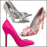 Thời trang - Lời khuyên hữu ích khi chọn giầy cưới