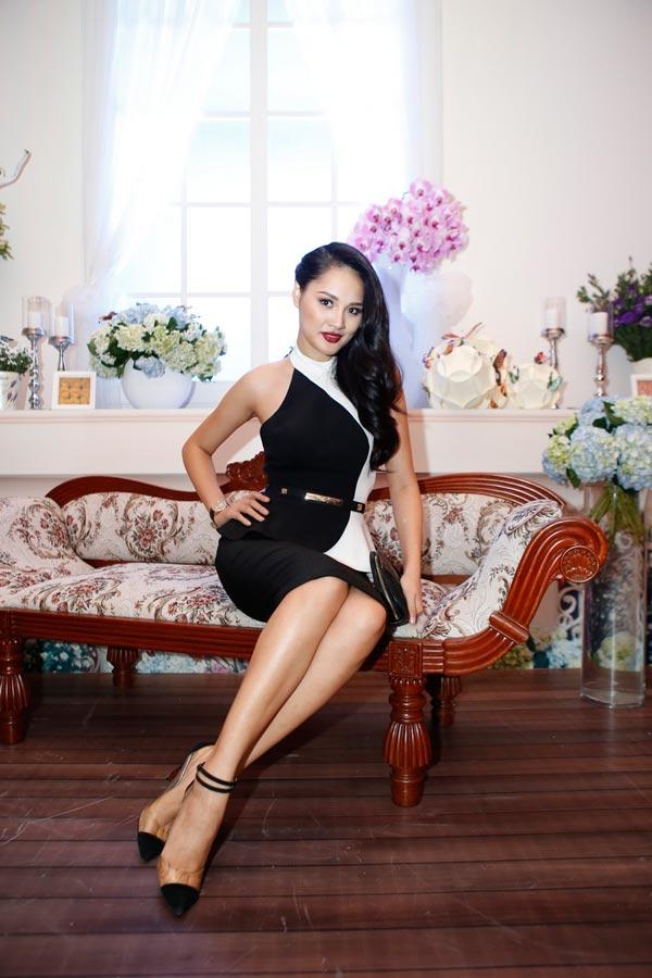 Mẹ chồng Tăng Thanh Hà khoe nét tươi trẻ - 7