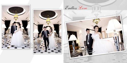 Lộ ảnh cưới tuyệt đẹp của vợ chồng Huy Khánh - Anh Thư - 4