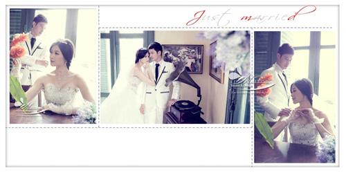 Lộ ảnh cưới tuyệt đẹp của vợ chồng Huy Khánh - Anh Thư - 8