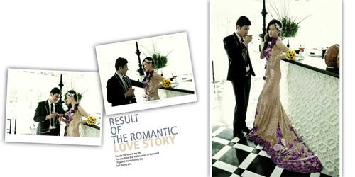 Lộ ảnh cưới tuyệt đẹp của vợ chồng Huy Khánh - Anh Thư - 10