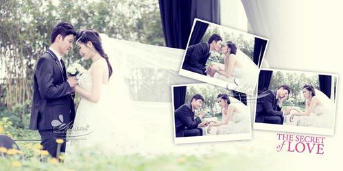 Lộ ảnh cưới tuyệt đẹp của vợ chồng Huy Khánh - Anh Thư - 11