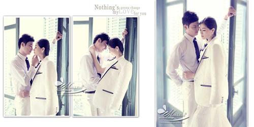 Lộ ảnh cưới tuyệt đẹp của vợ chồng Huy Khánh - Anh Thư - 9