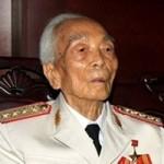 Tin tức Sony - Chúc thọ Đại tướng Võ Nguyên Giáp 102 tuổi
