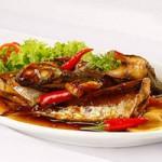 Ẩm thực - Ngon lạ cá nục kho kiểu Nhật