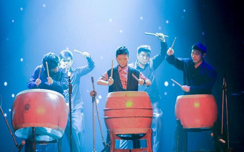 Bùng Nổ với Quang Anh The voice kids - 2