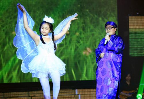 Bùng Nổ với Quang Anh The voice kids - 5