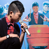 Bùng Nổ với Quang Anh The voice kids