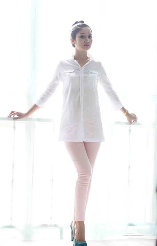 """Thảo Trang: """"Tôi có gương mặt hoa hậu"""" - 4"""
