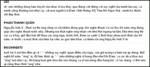 """Xôn xao bài phỏng vấn """"dìm"""" Mỹ Tâm, Hà Hồ - 3"""