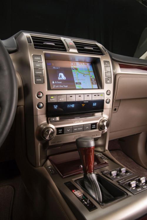 Công bố giá Lexus GX 2014 - 5