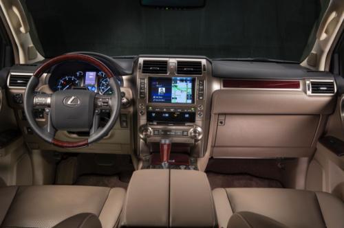 Công bố giá Lexus GX 2014 - 6