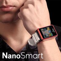 NANO Smart - Đồng hồ kết hợp điện thoại thông minh