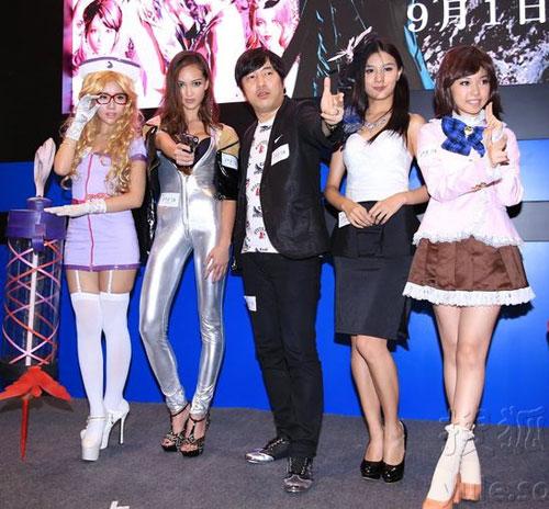 Áo tắm của hoa hậu Hong Kong quá hở hang - 15