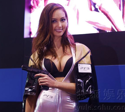 Áo tắm của hoa hậu Hong Kong quá hở hang - 12