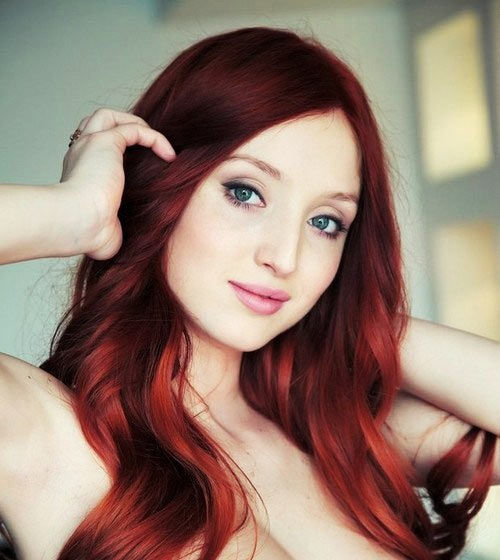 Mái tóc nhuộm đỏ có hợp với bạn? - 2