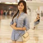 Thời trang - Giới trẻ Hà thành khoe cá tính với jeans