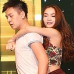 """Ngôi sao điện ảnh - Yến Trang """"áp sát"""" Ngô Kiến Huy"""