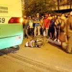Tin tức trong ngày - TP.HCM: Xe tải, xe buýt cán chết 2 thanh niên