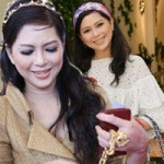 Thời trang - Tóc điệu của mẹ chồng Tăng Thanh Hà