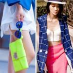 Thời trang - Màu neon bừng sáng khoảnh khắc giao mùa