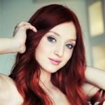 Làm đẹp - Mái tóc nhuộm đỏ có hợp với bạn?