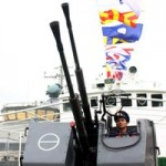 Tin tức trong ngày - CS biển được trang bị thêm 3 tàu tuần tra