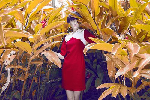 Gợi ý váy đẹp của chân dài Kha Mỹ Vân - 11