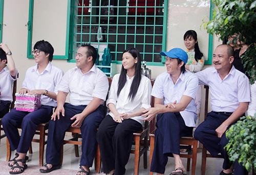 """Hoài Linh """"Đại náo học đường"""" - 3"""