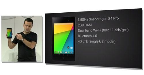 Khuyến mãi mỗi ngày – Sốc giá Nexus 7 2013 - 2