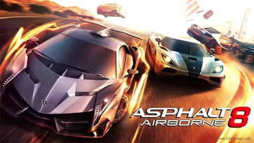 Asphalt 8: Game đua xe hấp dẫn nhất hành tinh - 1
