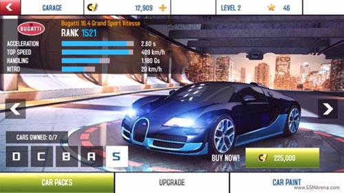 Asphalt 8: Game đua xe hấp dẫn nhất hành tinh - 3