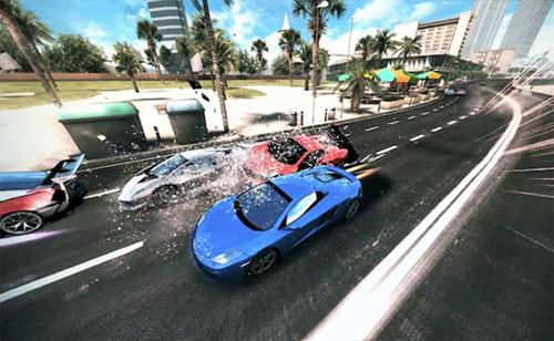 Asphalt 8: Game đua xe hấp dẫn nhất hành tinh - 4