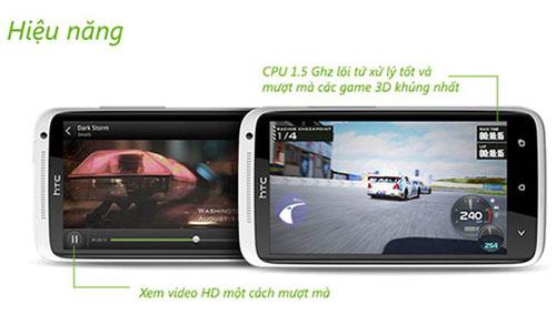 HTC One X 32GB - Smartphone cấu hình khủng, giá mềm - 3