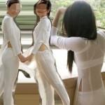 Thời trang - Áo trắng nữ sinh bây giờ ra sao?