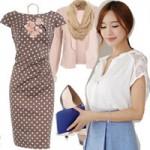 Thời trang - Váy gợi cảm và thanh lịch cho giáo viên