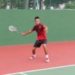 Thể thao - ĐT Quần vợt VN chuẩn bị cho Davis Cup châu Á