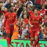Liverpool - Notts County: Thắng khó nhọc