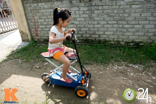Chiếc xe điện siêu nhỏ chở được hai người - 5