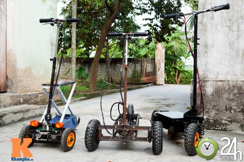 Chiếc xe điện siêu nhỏ chở được hai người - 18