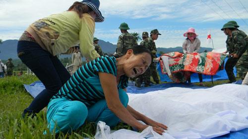 Diễn tập ứng phó với động đất tại Bắc Trà My - 14