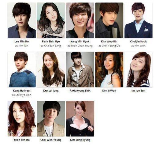 18 điều thú vị về phim mới của Lee Min Ho - 3