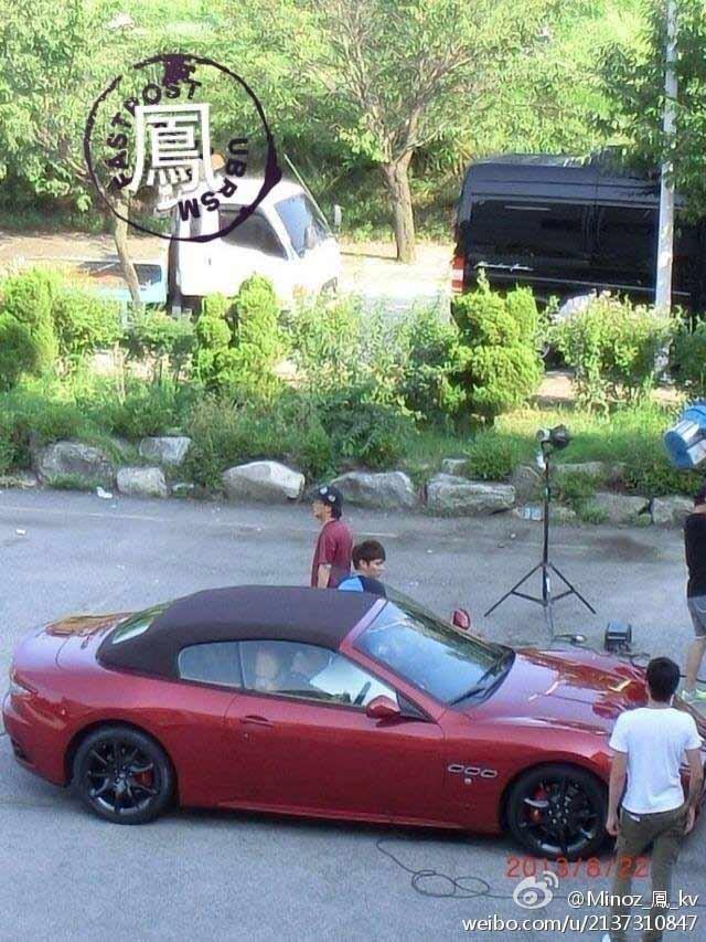 18 điều thú vị về phim mới của Lee Min Ho - 10