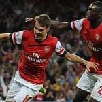 Bóng đá - Arsenal: Mồi cúp C1, chờ cá lớn mắc câu