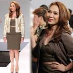 Thời trang - Mỹ Tâm tự tin trên sàn catwalk