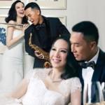 Ngôi sao điện ảnh - Chân Tử Đan kỷ niệm 10 năm ngày cưới