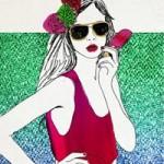 Thời trang - Thời trang hè ngọt mát như cây cà-rem