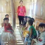 Giáo dục - du học - Cô trò vùng cao lận đận ngày khai trường
