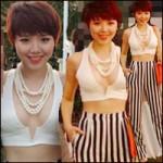 Thời trang - Mãn nhãn ngắm đường cong của Tóc Tiên