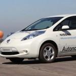 Ô tô - Xe máy - Nissan tham vọng chế tạo xe tự lái
